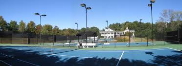 White Columns Tennis Courts